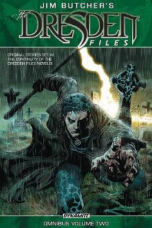 Jim Butcher's The Dresden Files Omnibus Volume 2 av Jim Butcher og Mark Powers (Heftet)