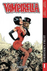 Omslag - Vampirella Vol. 1: Forbidden Fruit