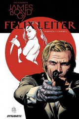 Omslag - James Bond: Felix Leiter