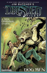 Omslag - Jim Butcher's The Dresden Files: Dog Men