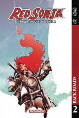 Omslag - Red Sonja: Worlds Away Vol. 2