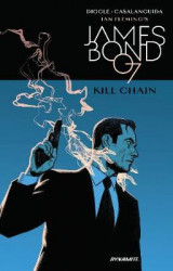 Omslag - James Bond: Kill Chain HC