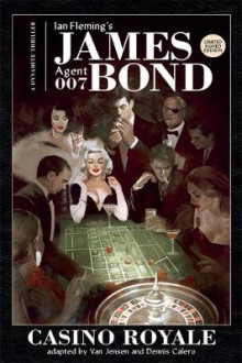 James Bond: Casino Royale Signed by Van Jensen av Ian Fleming og Van Jensen (Innbundet)