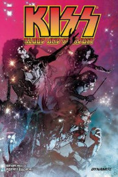 KISS: Blood & Stardust av Bryan Hill (Heftet)