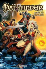 Omslag - Pathfinder Volume 3: City of Secrets TPB