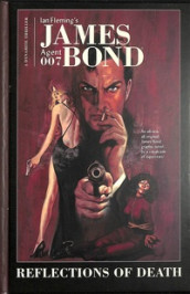 James Bond: Reflections of Death av Vita Ayala, Andy Diggle, Danny Lore, Greg Pak, Benjamin Percy, Mark Russell og Gail Simone (Innbundet)