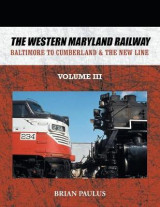 Omslag - The Western Maryland Railway