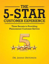 Omslag - The 5-Star Customer Experience