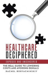 Omslag - Healthcare Deciphered