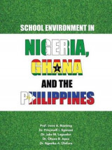 Omslag - School Environment in Nigeria, Ghana and the Philippines