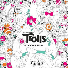 It's Color Time! (DreamWorks Trolls) av Random House (Heftet)