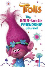 Omslag - My Hair-Tastic Friendship Journal
