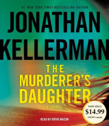 The Murderer's Daughter av Jonathan Kellerman (Lydbok-CD)