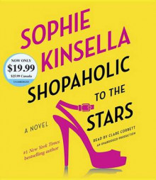 Shopaholic to the Stars av Sophie Kinsella (Lydbok-CD)