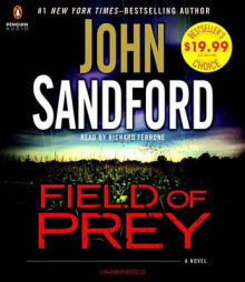 Field of Prey av John Sandford (Lydbok-CD)