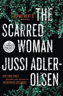 The Scarred Woman av Jussi Adler-Olsen (Heftet)
