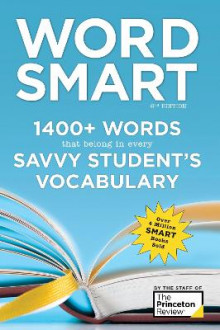 Word Smart av Princeton Review (Heftet)