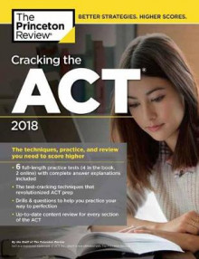 Cracking the Act with 6 Practice Tests av Princeton Review (Heftet)
