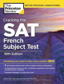 Cracking the Sat French Subject Test av Princeton Review (Heftet)