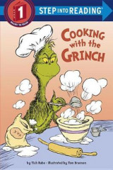 Omslag - Cooking with the Grinch (Dr. Seuss)