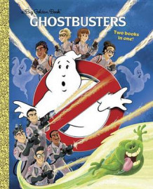 Ghostbusters 2016 Big Golden Book av John Sazaklis (Innbundet)