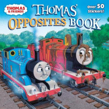 Thomas' Opposites Book (Thomas & Friends) av Christy Webster (Heftet)