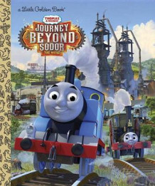 Journey Beyond Sodor (Thomas & Friends) av Golden Books (Innbundet)