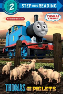 Thomas and the Piglets (Thomas & Friends) av Random House (Heftet)