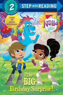 The Big Birthday Surprise! (Nella the Princess Knight) av Delphine Finnegan (Heftet)