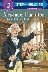 Omslag - Alexander Hamilton: From Orphan to Founding Father