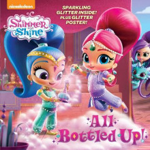 All Bottled Up! (Shimmer and Shine) av Mary Tillworth (Heftet)