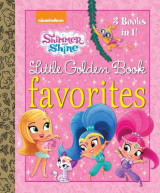 Omslag - Shimmer and Shine Little Golden Book Favorites (Shimmer and Shine)