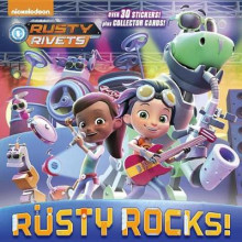 Rusty Rocks! (Rusty Rivets) av Mary Tillworth (Heftet)
