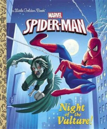Night of the Vulture! (Marvel: Spider-Man) av Frank Berrios (Innbundet)