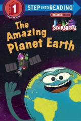 Omslag - The Amazing Planet Earth (Storybots)