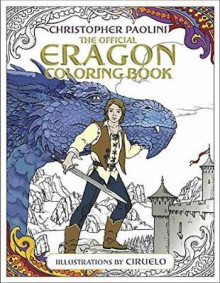 The Official Eragon Coloring Book av Christopher Paolini (Heftet)