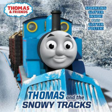 Thomas and the Snowy Tracks (Thomas & Friends) av Random House (Heftet)
