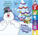Omslag - Frosty's Favorite Things! (Frosty the Snowman)