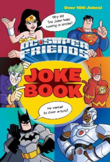 Omslag - DC Super Friends Joke Book (DC Super Friends)