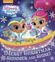 Merry Christmas, Shimmer and Shine! (Shimmer and Shine) av Random House (Pappbok)
