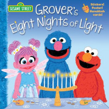 Grover's Eight Nights of Light (Sesame Street) av Jodie Shepherd (Heftet)
