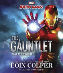 Iron Man: The Gauntlet av Eoin Colfer (Lydbok-CD)