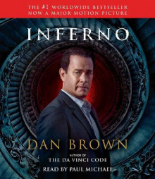 Inferno (Movie Tie-In Edition) av Dan Brown (Lydbok-CD)