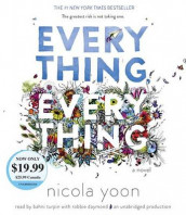 Everything, Everything av Nicola Yoon (Lydbok-CD)
