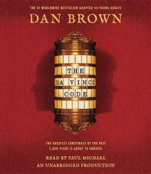 The Da Vinci Code (the Young Adult Adaptation) av Dan Brown (Lydbok-CD)