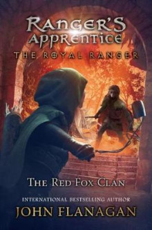 The Royal Ranger: The Red Fox Clan av John Flanagan (Innbundet)