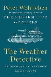 The Weather Detective av Peter Wohlleben (Innbundet)