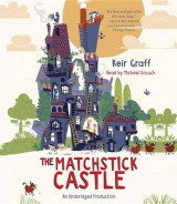 Omslag - The Matchstick Castle