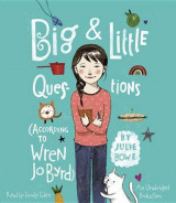 Omslag - Big & Little Questions (According to Wren Jo Byrd)