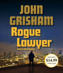 Rogue Lawyer av John Grisham (Lydbok-CD)
